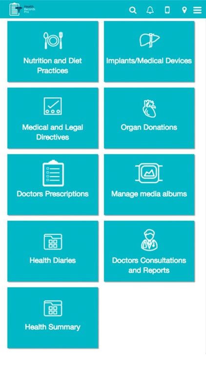 Health Records Pro screenshot-3