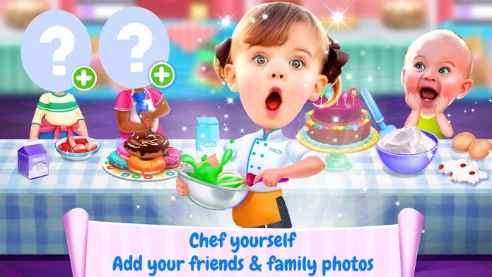 Cake Maker! Best Food Sweet Cooking Games Screenshot