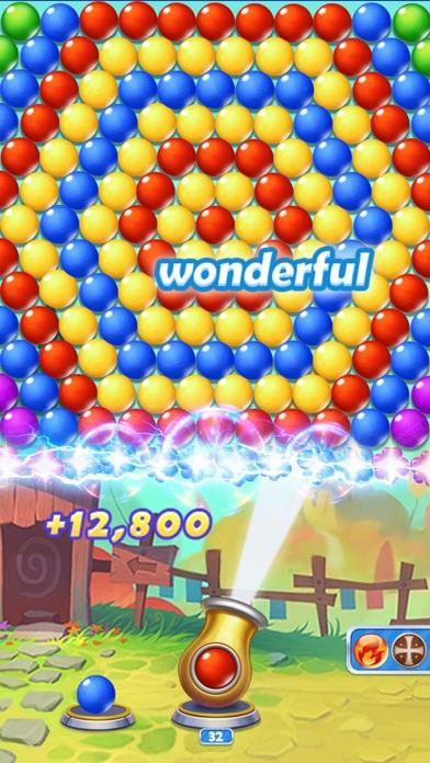 Bubble Legend Match