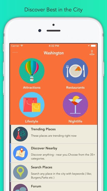 Washington Travel & City Guide