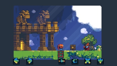 Screenshot #3 pour Pocket Kingdom - Tim Tom's Journey