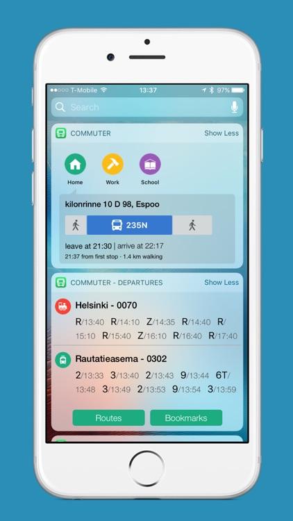 Commuter Pro - Reittiopas ja Aikataulut screenshot-4