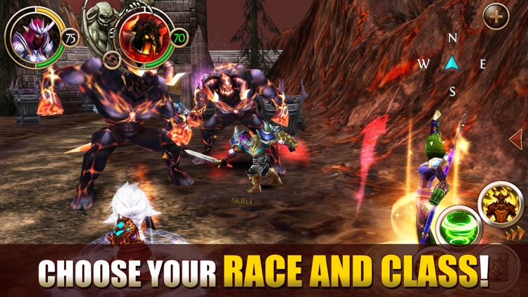Order & Chaos Online screenshot-1