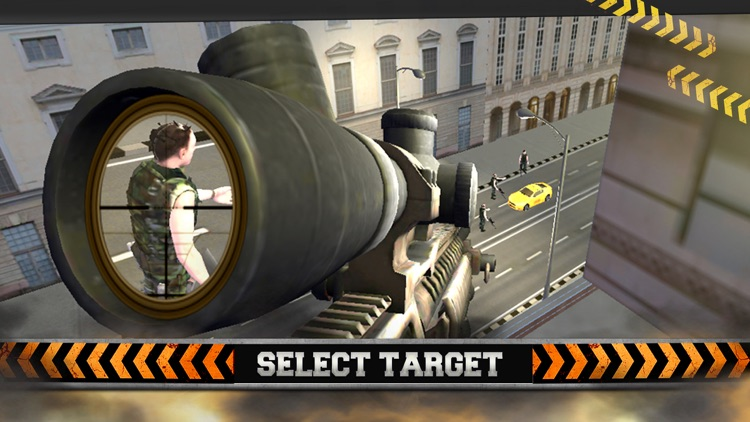 Police Sniper Assassin Shooting - Terrorist Attack screenshot-3