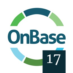 OnBase Mobile 17 for iPhone