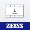 The ZEISS Transfer App connecting your iOS devices securely and wirelessly directly in the operating room to KINEVO 900 via the integrated WiFi hotspot