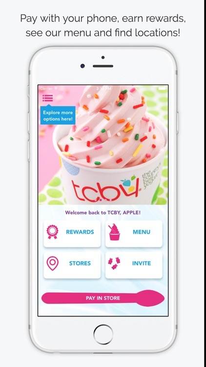 TCBY screenshot-0