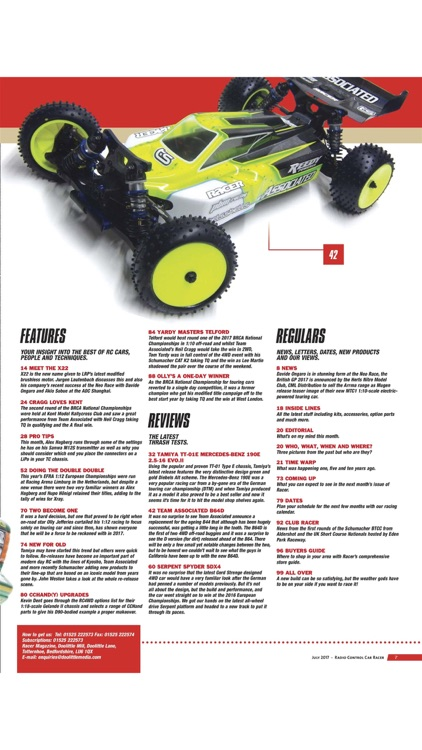 Radio Control Car Racer – UK No1 RC Car Magazine