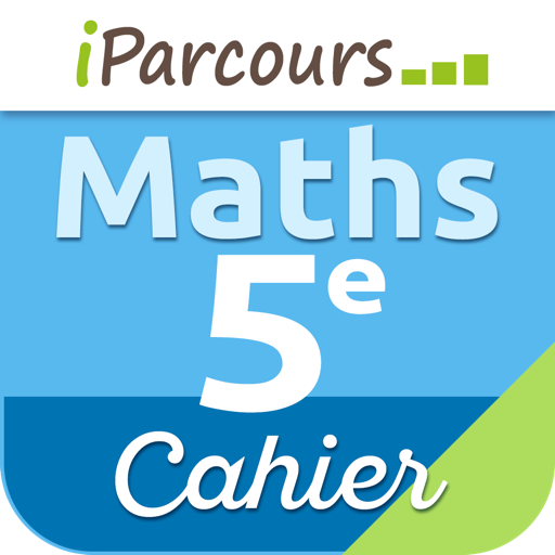 Cahier iParcours 5e - version Enseignant