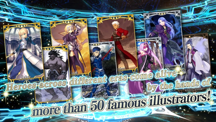 Fate/Grand Order (English) screenshot-3