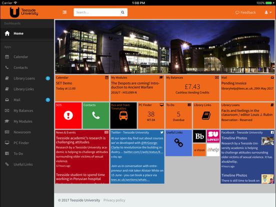 MyTU screenshot 6