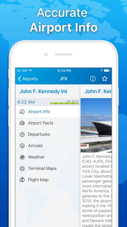 The Flight Tracker - Track Flights & Airline Info screenshot-4