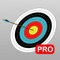 This app is used to keep records of archery scores