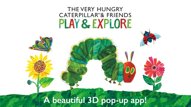 The Very Hungry Caterpillar B N Exclusive Edition