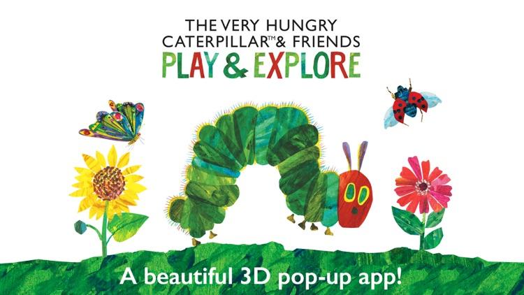 The Very Hungry Caterpillar – Play & Explore screenshot-0
