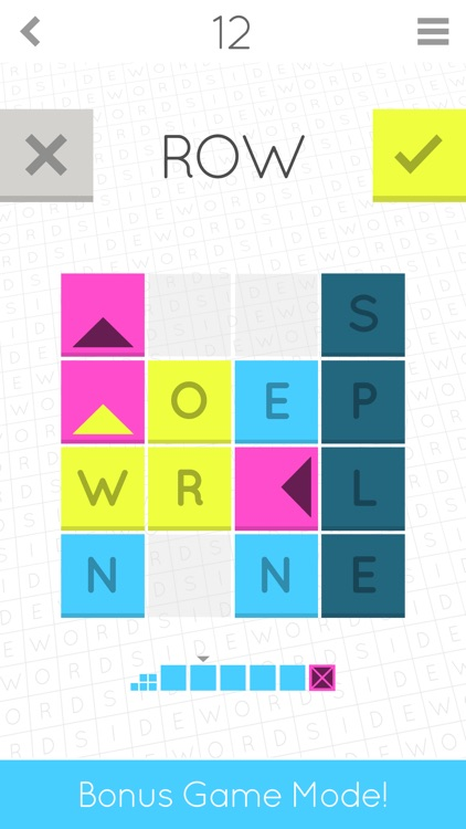 Sidewords screenshot-4