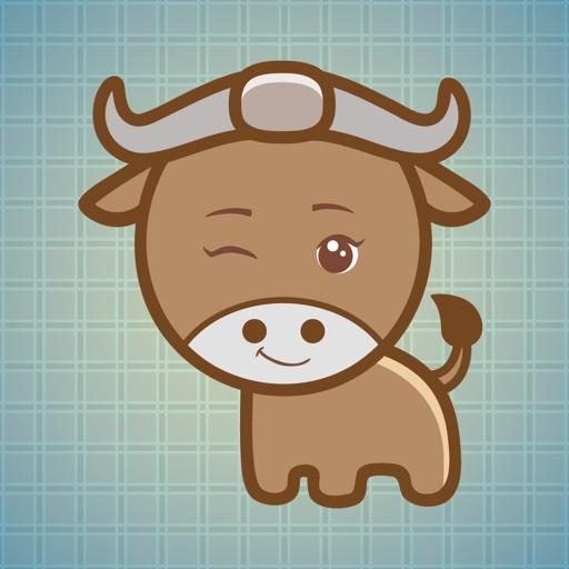 Sticker Me Lovely Buffalo
