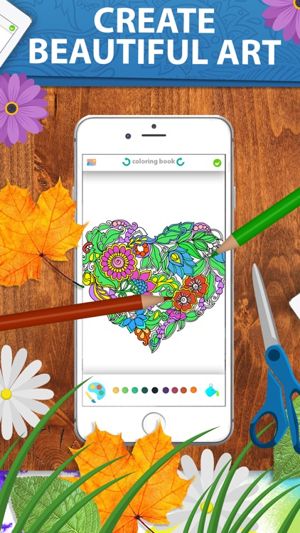 Coloring Book — No1 Coloring Book & Coloring Pages screenshot-3