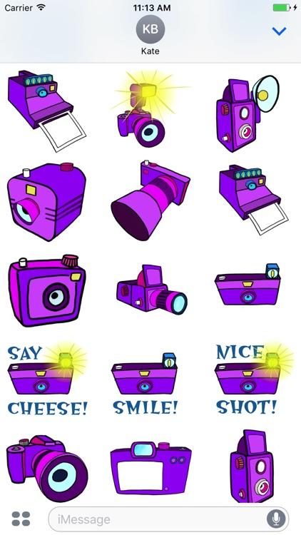 Photo Fun Camera Stickers