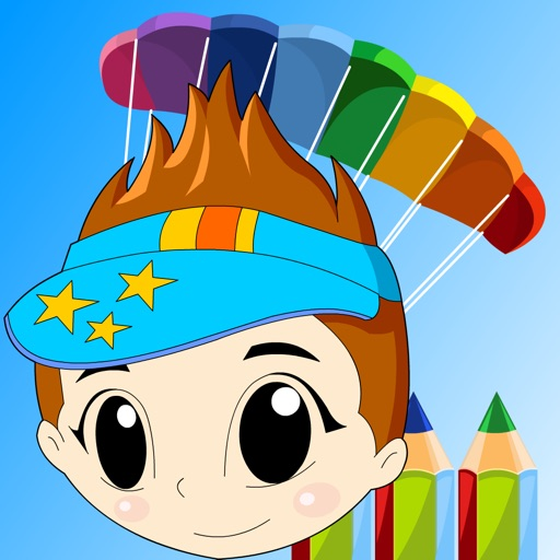 Baby Coloring for iPhone icon