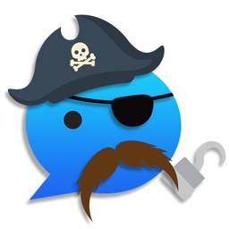 Pirate Stickers! Funny Sticker Pack for iMessage