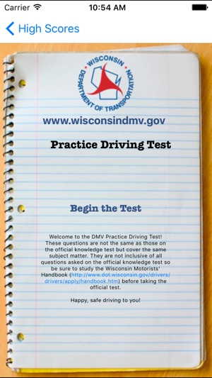 west virginia drivers test manual