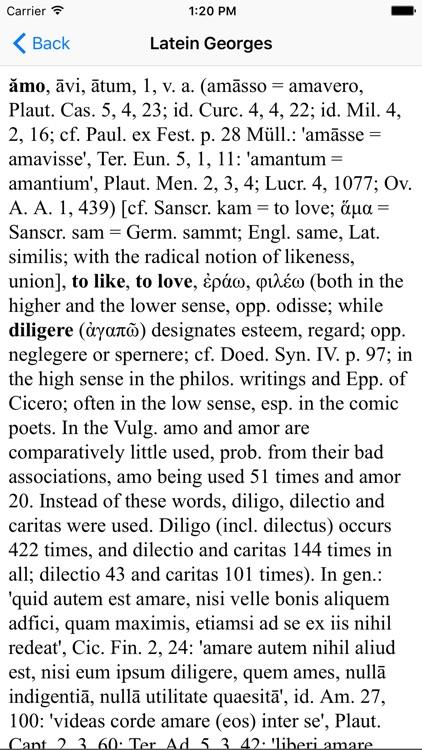 Latin-English (Lewis)