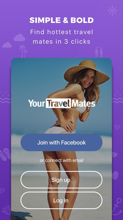 YourTravelMates - dating for travel mates & locals