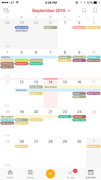 Awesome Note (+To-do/Calendar) Screenshot 4