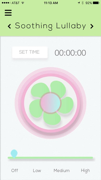 Baby Sleep Fan PRO screenshot-3