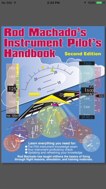 Rod Machado's Instrument Pilot's Handbook screenshot-1