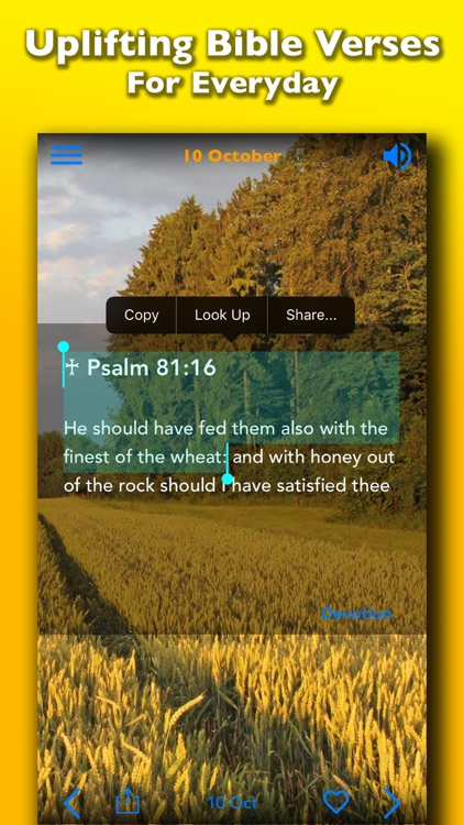Our Daily Bible Inspirations Verse : A Daily Bread