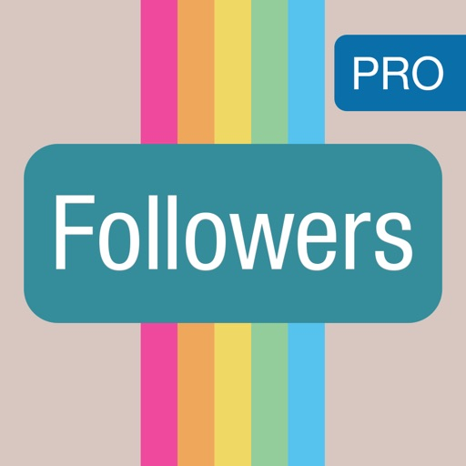 Followers Pro For Instagram app logo