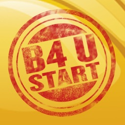 B4 U Start - More than just a checklist