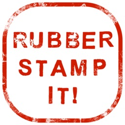 Rubber Stamp It! - Ink Stamp Stickers