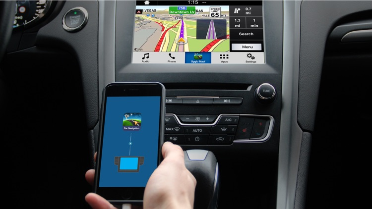 Sygic Car Navigation screenshot-4