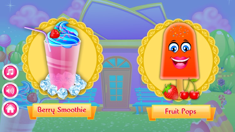 Shiny Sweet Smoothies Shop