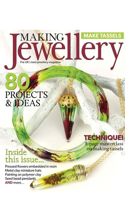 Making Jewellery - The UK's best Jewellery magazine