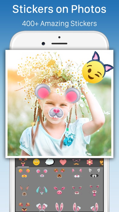 Pic Frames - Mixgram Editor screenshot three