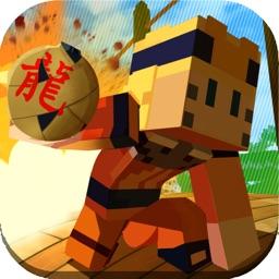Manga Ninja Bomber 3D Game