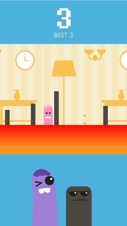 The Floor is Lava Game screenshot-4
