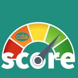 cda score