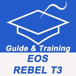 Guide And Training For Canon EOS Rebel T3