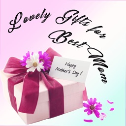 Happy Mother's Day Gifts Animated Stickers