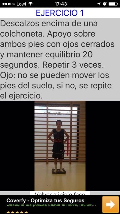 Prevenir Esguince Tobillo screenshot 3