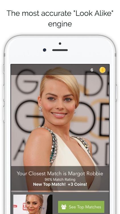 Celebrity Lookalike App - Face Compare