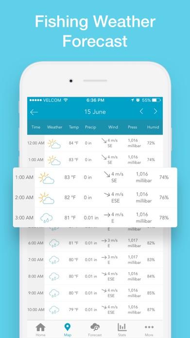 Fishbox - #1 Fishing App Screenshot