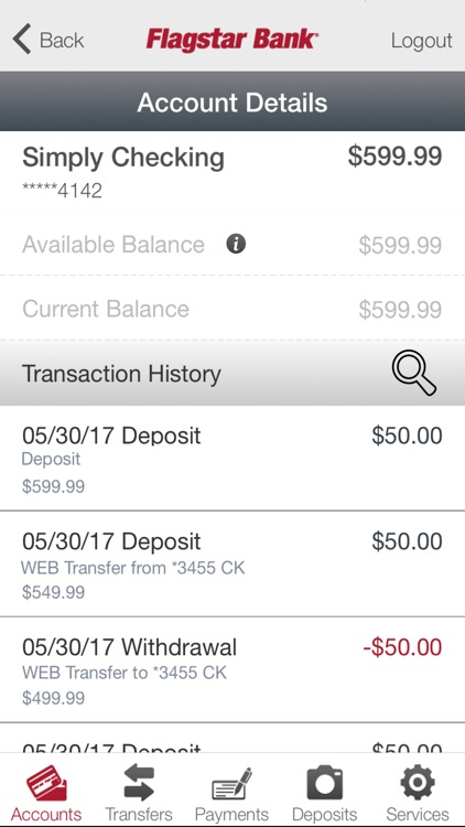 Flagstar Bank for iPhone