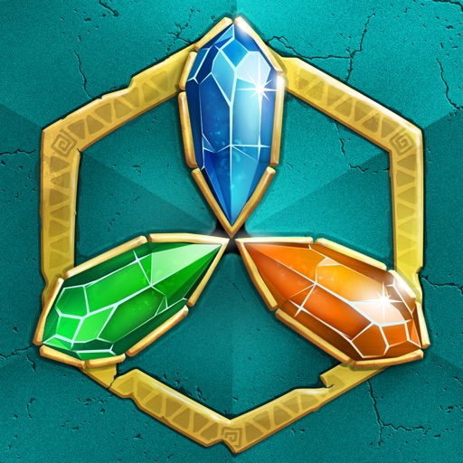 Crystalux.New Discovery - пазл и убивалка времени