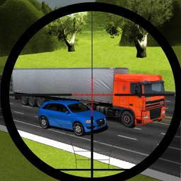 City Sniper Traffic Hunter
